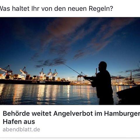 Wichtige News fr alle die in Hamburg Angeln Neue Regelnhellip