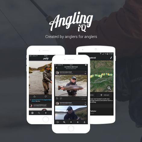 Angling  App