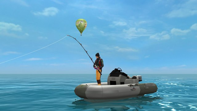 Screenshot von World of Fishing