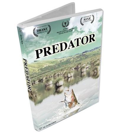 """Das Cover von """"PREDATOR"""""""