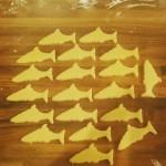 Tollen Advent fr Euch! dichtamfisch fisch kekse keksebacken Weihnachten