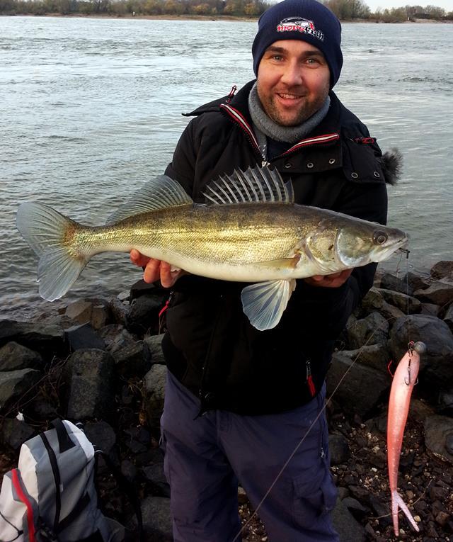 große Köder und nur große Fische?