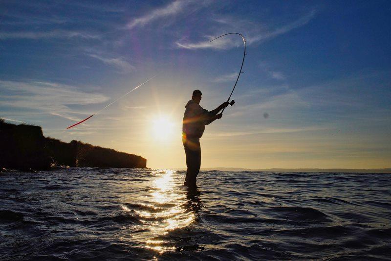 Richtige Kleidung zum Fischen