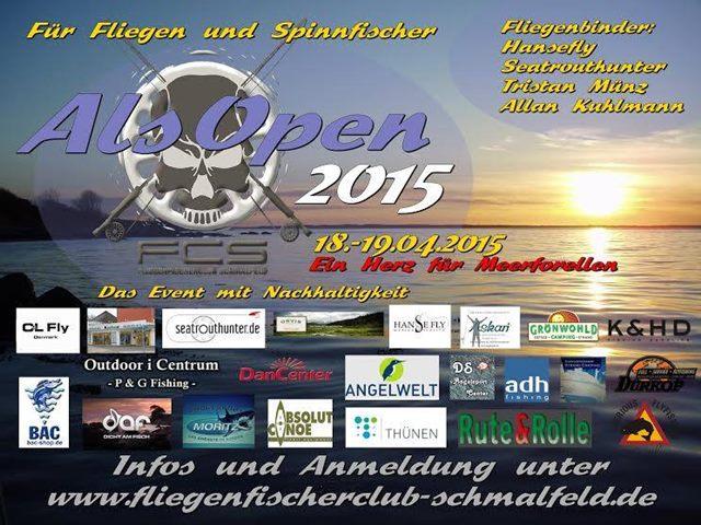 Event für Fliegenfischer und Spinnfischer