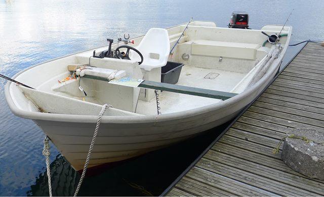 Passendes Boot für Norwegen