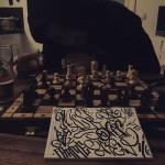 fishing beer chess tuesday evening 040 beckstr dichtam schach hhhellip