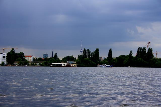 Fischfang Rummelsburger See