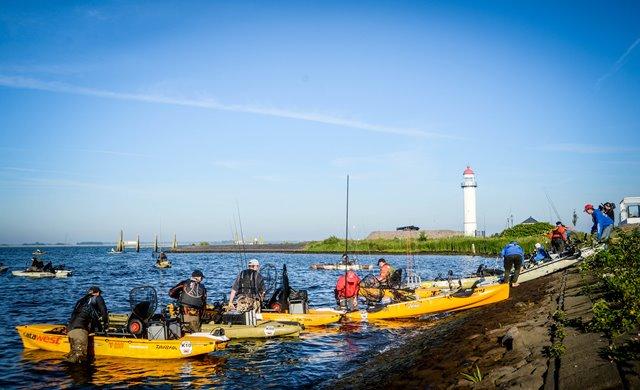Kayak WPC Start