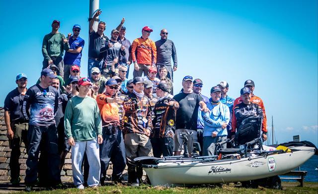 WPC Kayak Teilnehmer