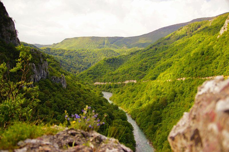 Schönes Bosnien