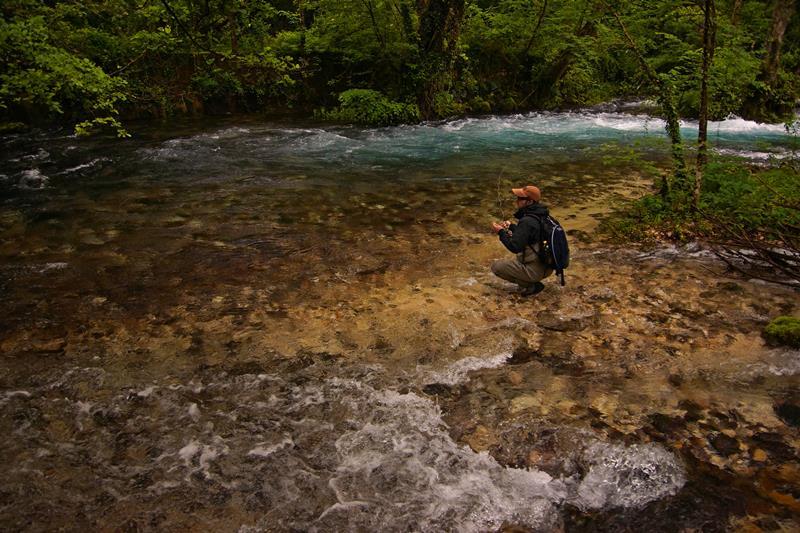 Tipps zum Angeln in Bosnien