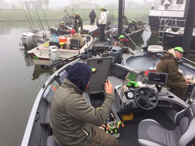 Boote Predatortour