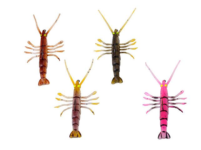 Ködertest: Savage Gear Nymph und Shrimps