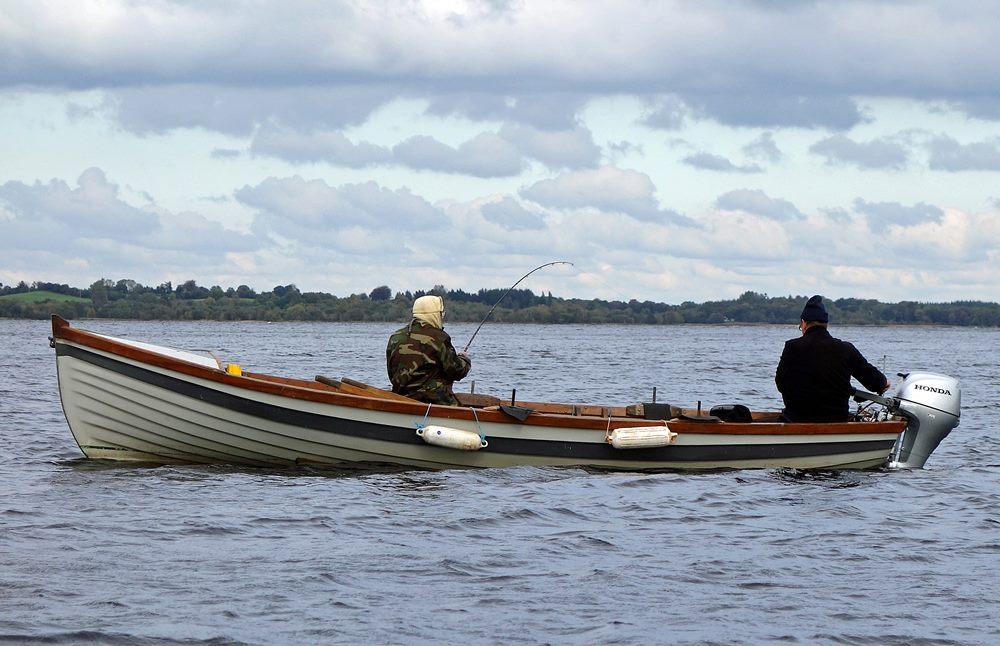 Hechtangeln Lough Derg