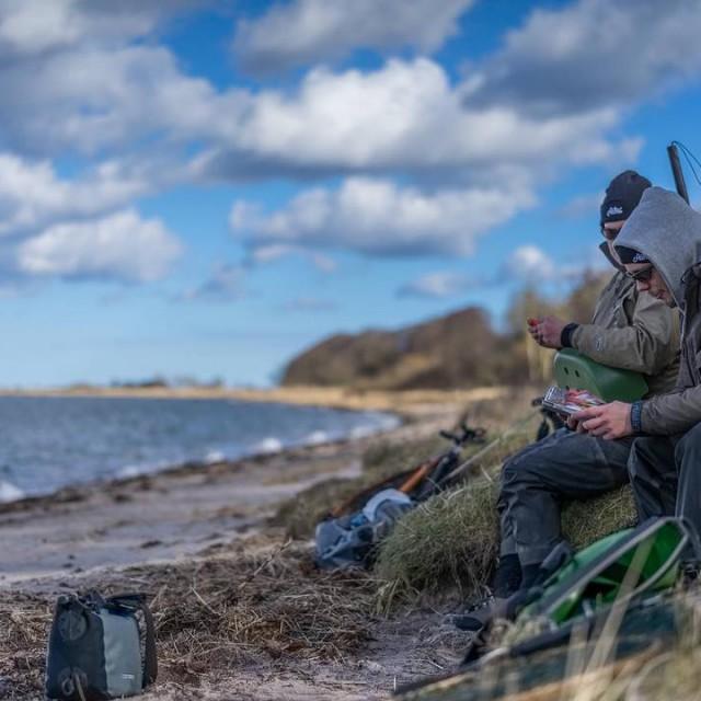 Auch ohne Fischkontakt eine gute Zeit am Wasser dichtamfisch dafstuffhellip