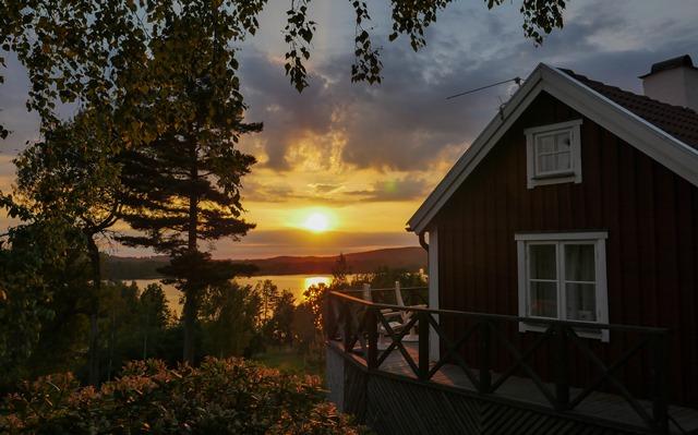 Haus am Bunn - Schweden