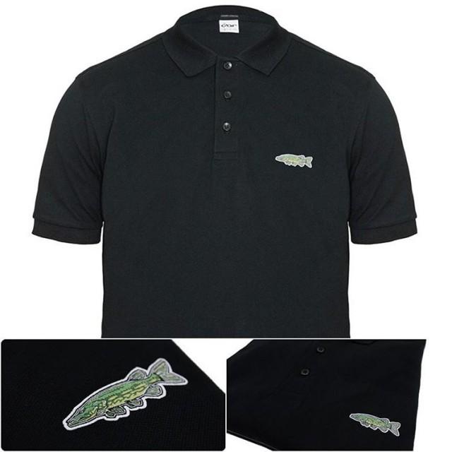Out now Erstes DaF Polo Shirt mit einem kleinen Hechthellip