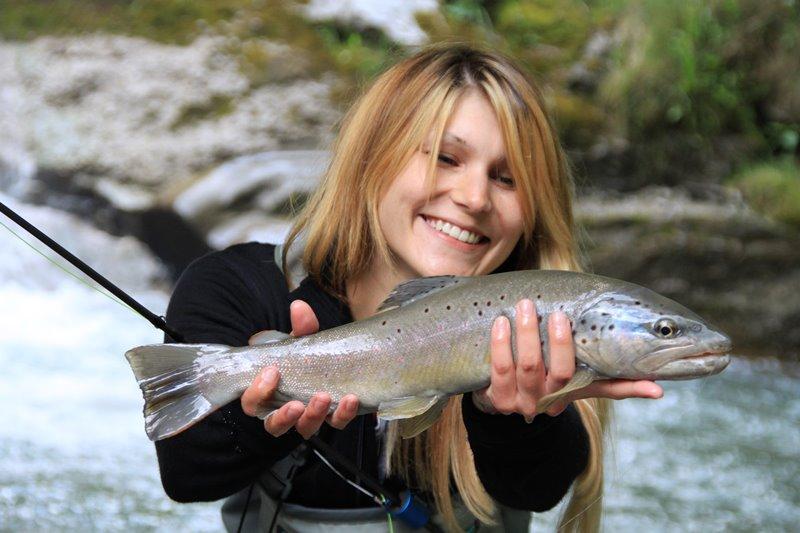 Fliegenfischen im Salzburger Land