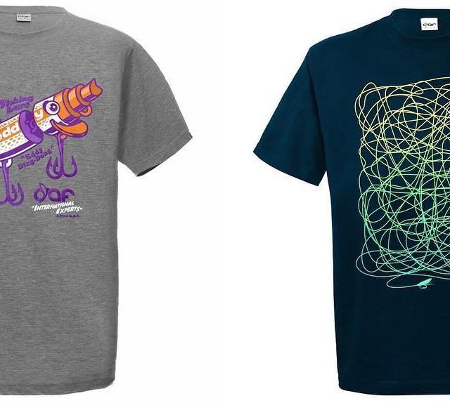 Fangfrische DaF Shirts! Wir haben 2 neue TShirts im Shophellip