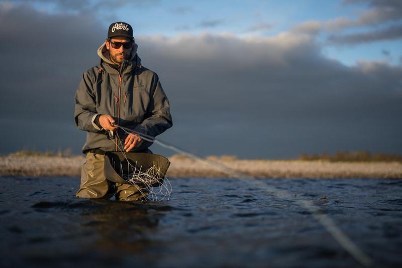 Warum benutzt man beim Fischen Polbrillen?