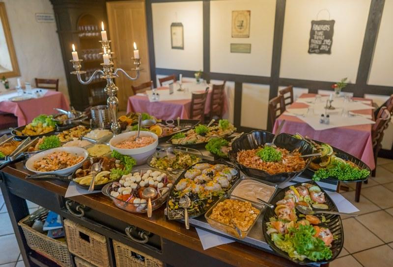 Restaurant Skanderborg: Det Lille Røgeri