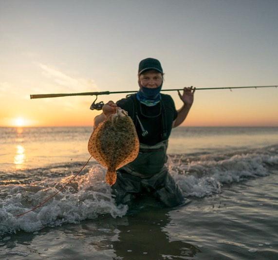 Steinbutt in Dnemark  gabrielnobis und rolfdichtamfisch hatten sich frherhellip