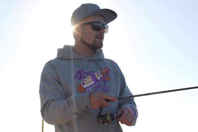 Auf Weltreise angeln