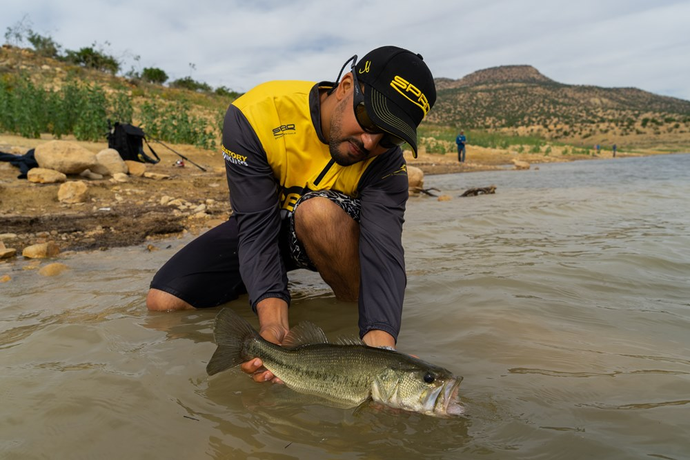 Salah Eddibe Angler